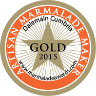 World Marmalade Festival Gold Artisan Award 2015