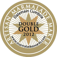 World Marmalade Festival DOUBLE GOLD WORLD CHAMPION Award 2012