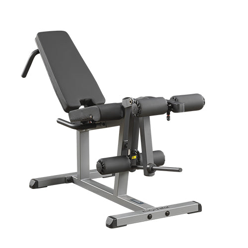 Body-Solid Seated Leg Extension & Supine Curl GLCE365