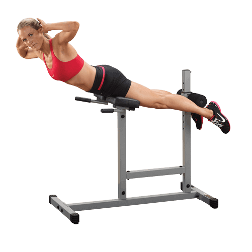 Powerline Roman Chair/ Back Hyperextension PCH24X