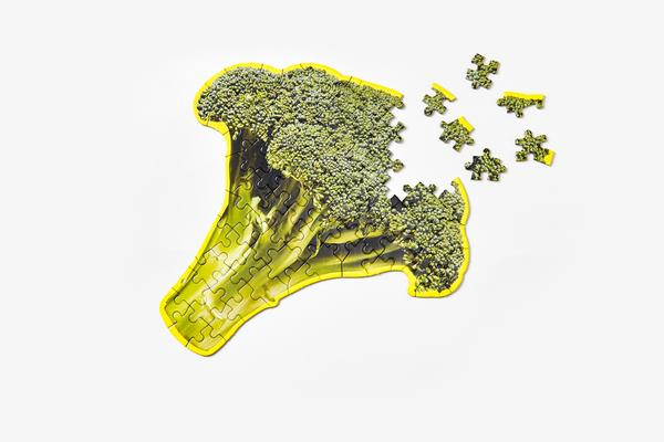 Broccoli Little Puzzle Thing™