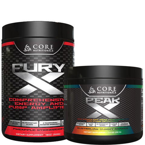 Core Nutritionals X-Factor Stack