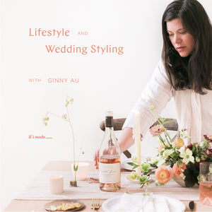 Payment Plan - Lifestyle and Wedding Styling by Ginny Au
