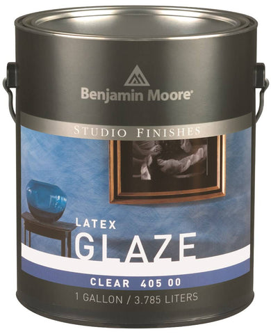 Benjamin Moore Latex Glazing Liquid Clear N405-00 Gallon