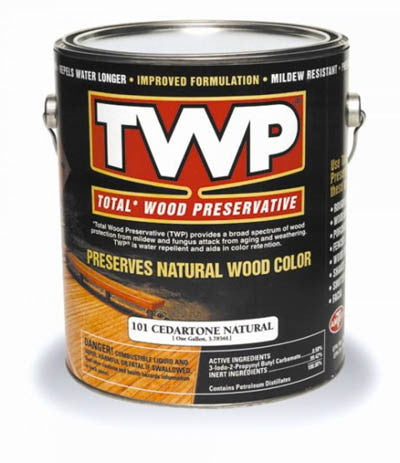 TWP 101 Cedartone Natural 550 VOC