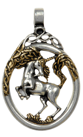 AM09 - Unicorn for Virtuous Spirit (Albion Magic) at Enchanted Jewelry & Gifts