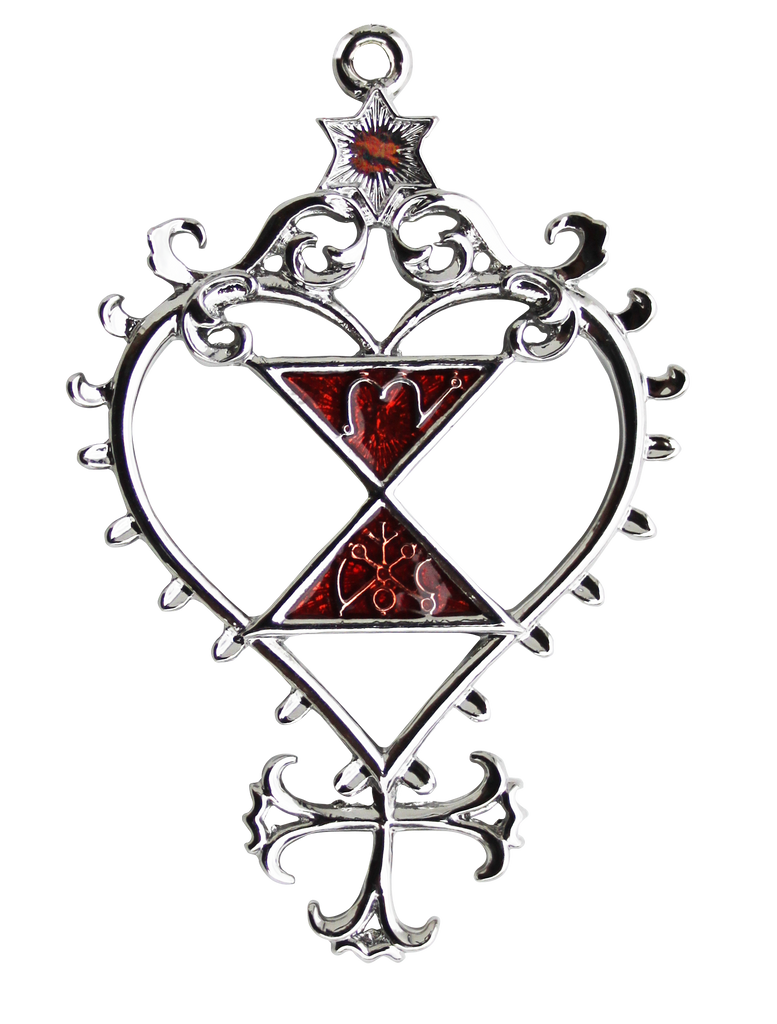 MK4 - Pentacle of Venus - Loving Relationships (Mystic Kabbalah) at Enchanted Jewelry & Gifts