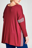"""Joy"" Tunic Top (S-3XL)"
