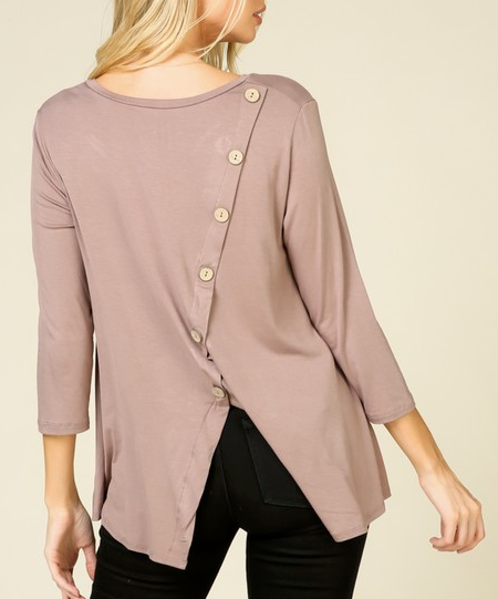 """Alice"" Back Button Top"