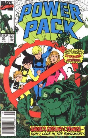 Power Pack Vol. 1 #55