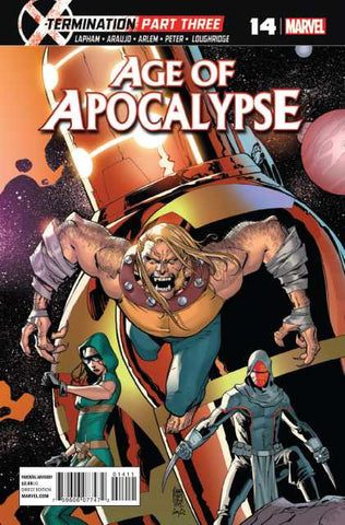AGE OF THE APOCALYPSE #14