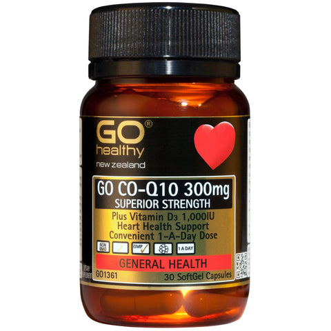 Go Co-Q10 300mg (30)