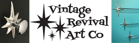Vintage Revival Art Co logo and products. The Inkabilly Blog