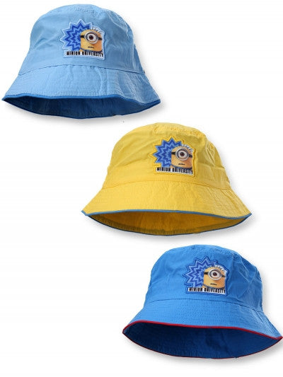 Minion boys  Fisher Hats