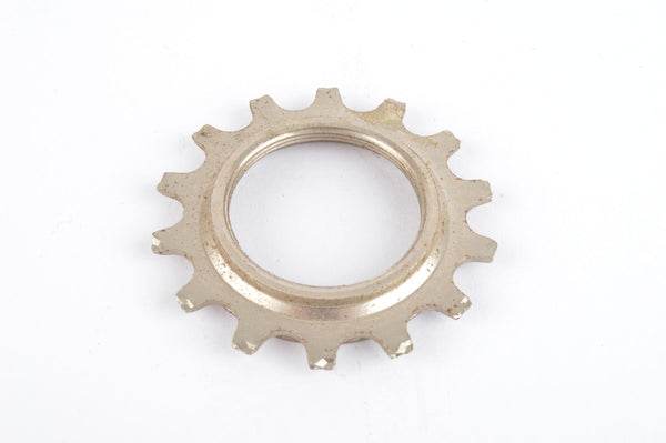 NEW Sachs Maillard #IY steel Freewheel Cog / threaded with 14 teeth from the 1980s - 90s NOS