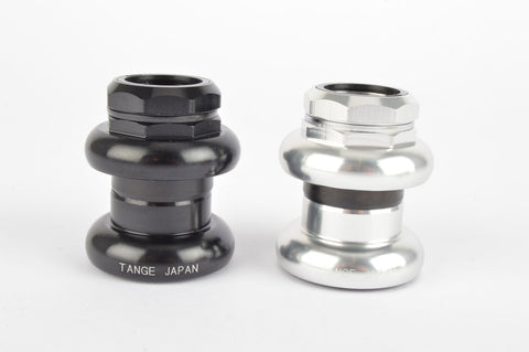 "Tange Seiki Passage DX 1"" headset with english threading in black or silver"