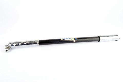 Reg Corsa Bike Pump in silver/black in 470-510mm from the 1970s - 80s