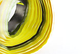 NEW Ciclolinea Pelton Shade yellow/black fading handlebar tape from the 1980s NOS