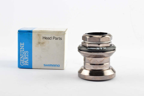 NEW Shimano STX #HP-MC31 1 1/8 Headset with english threading from the 1990s NOS/NIB