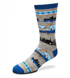 FBF- Unisex Ski Socks - Novelty Socks, Mens, Womens, Kids