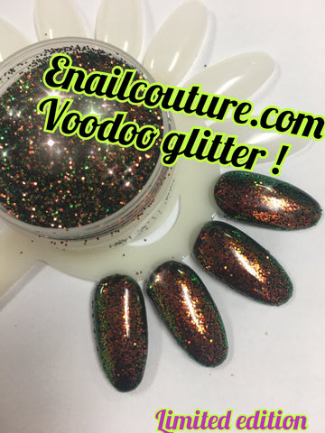 Voodoo , pure glitter mix!