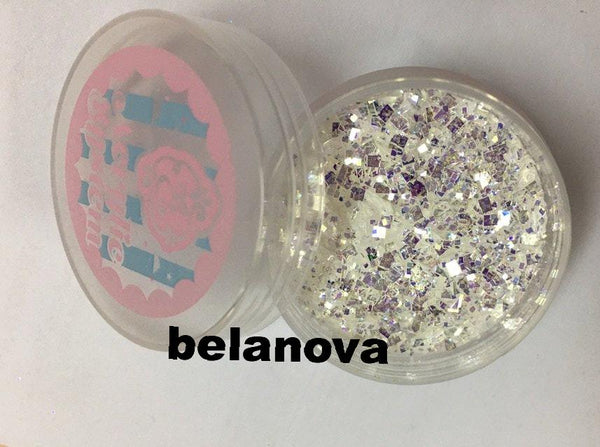 Belanova, pure glitter mix!