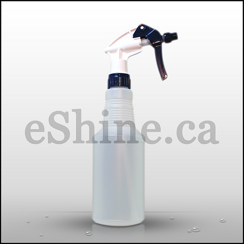Empty Detail Spray Bottle W/Sprayer (16oz)