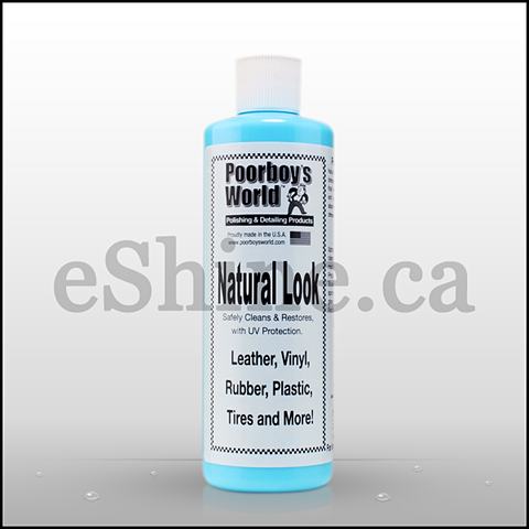 Poorboy's Natural Look Dressing W/Sprayer (16oz)
