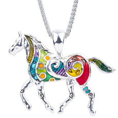 Necklace - Horse Necklace