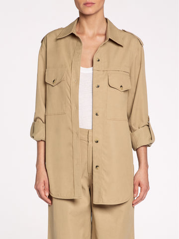 The Ivan Shirt Jacket