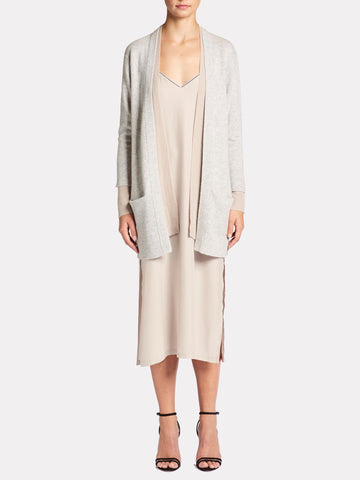 The Luc Layered Cardigan