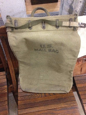 Mail Bag, US, army