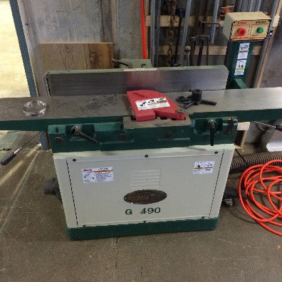 Tools:  Jointer