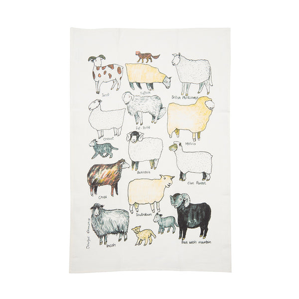 Tea Towel - Australian Sheep