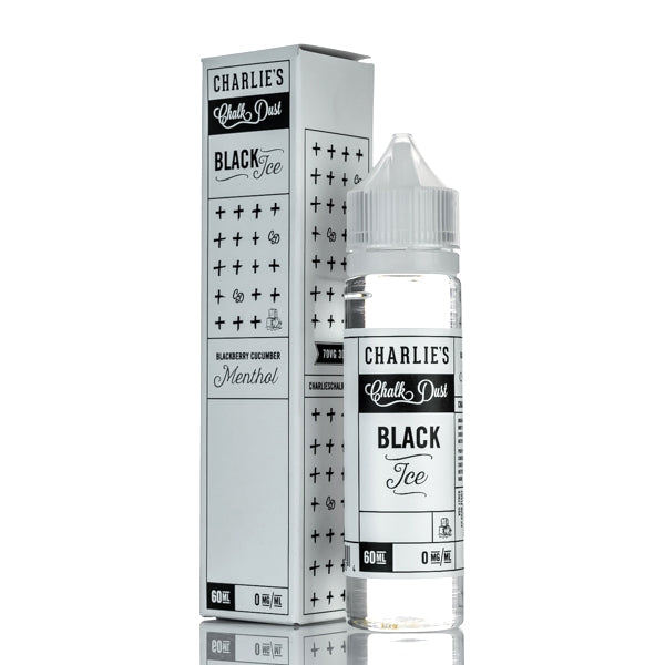 Charlie's Chalk Dust Black Ice