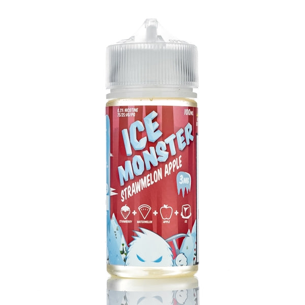 Ice Monster Strawmelon Apple 100ml