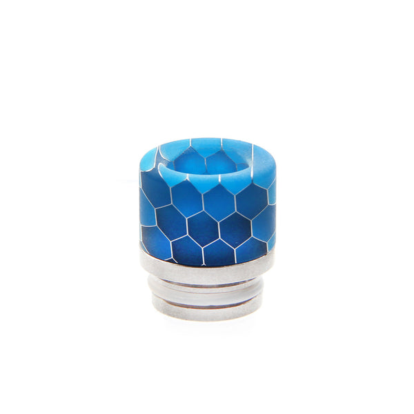 810 Stainless & Resin Drip Tip