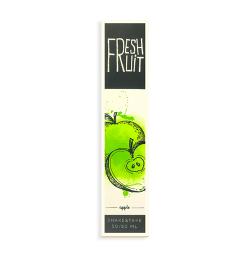 Fresh Fruit Apple 60ml