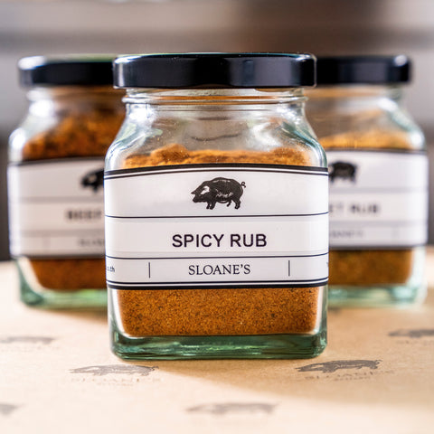Spicy Rub