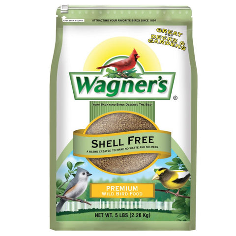 5 lb Shell Free Wild Bird Food