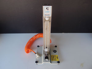 Gilmont Flowmeter Accucal Base F-4001 with GF-4540 Flow Meter (1203)