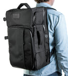 PROGO CARRY ON BACKPACK BLACK/BLACK