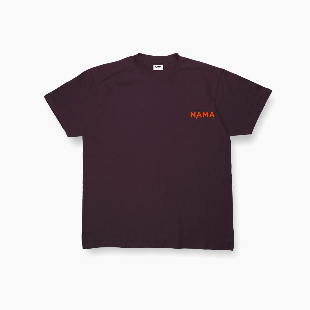 Logo Tees Orange Chest