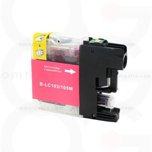 Magenta OGP Compatible Brother LC105 Inkjet Cartridge