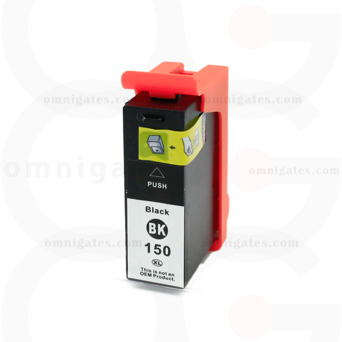 Black OGP Compatible Lexmark 14N1636 (150XLBK) Inkjet Cartridge