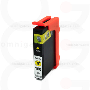 Yellow OGP Compatible Lexmark 14N1650 (150XLY) Inkjet Cartridge