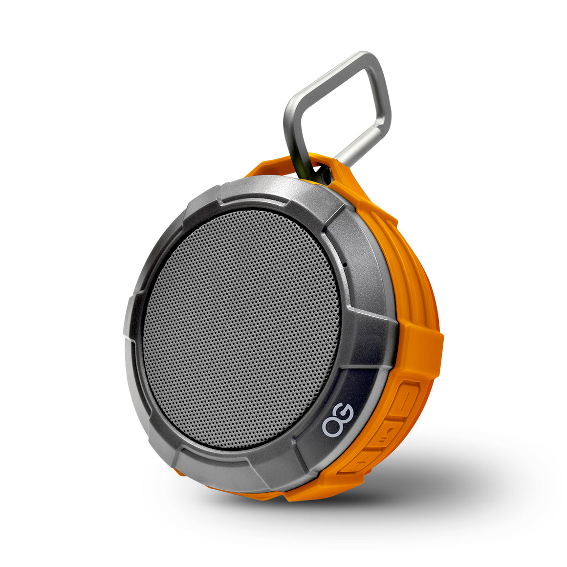 Omnigates Aeon Portable Bluetooth Speaker POD [Orange / Gray]