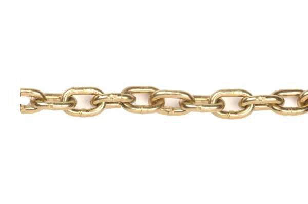 "1/2"" Binder Transport Chain Grade 70 No Hook"