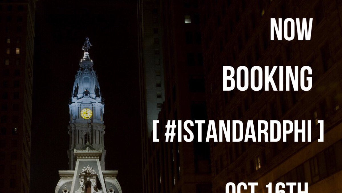 (Oct 16) SoundOracle - judging at iStandard Producer Experience – Philadelphia