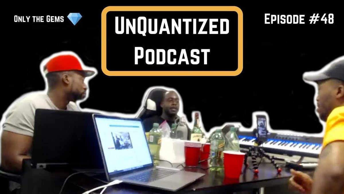 UnQuantized Podcast #48 (Only the Gems)